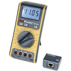 Network Digital Multimeter 3 in 1
