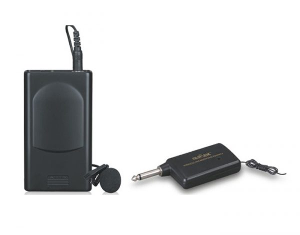 Wireless & Wired Microphone