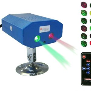 Mini Laser Party Light