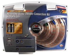 Monster Cable All in 1 Home Theater Kit