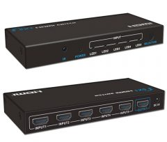 5x1 3D HDMI Switch