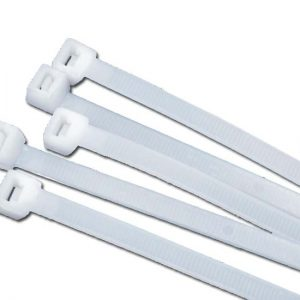 Cable Tie 250*4.8MM White