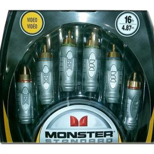 Monster Cable-Component Video 4.8M