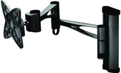 "Desk LCD Bracket for 13""-23"" Silver"