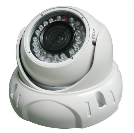 "Digital Camera, 1/4"" CMOS, 1MegaPixel full real time Outdoor Dome Camera"