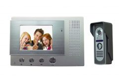 "4.3"" Color LCD/TFT Video Intercom System"