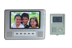 "7"" Color LCD/TFT Video Intercom System"