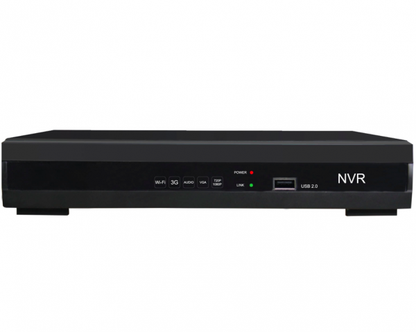 Digital 4CH NVR HD 1080p(HDMI)