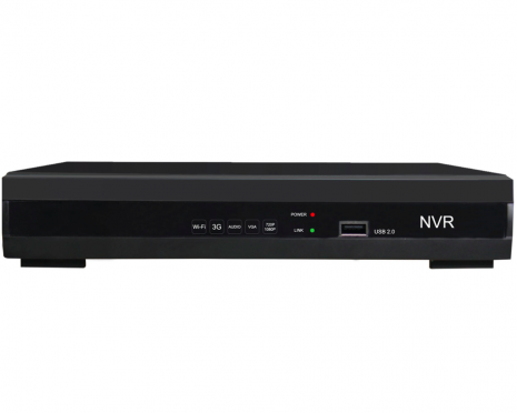 Digital 8CH NVR HD 1080p(HDMI)