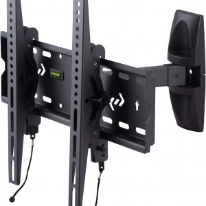 "Full Motion Articulating Wall Mount for 23""-42"" LCD/LED/Plasma"