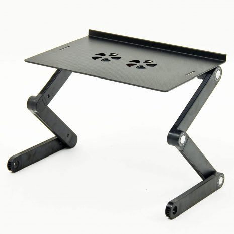 Folding Laptop Stand with USB fans