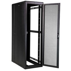 Floor Cabinet w/ Glass Door Width600mm X Depth600mm X Height1960mm, 41U