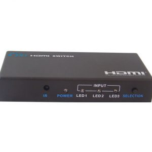 3x1 3D HDMI Switch
