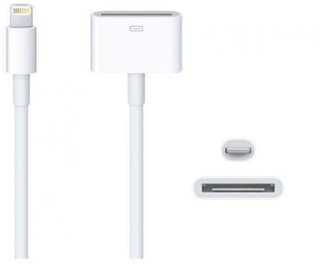 iPhone 5 to iPhone 4S Adaptor Cable