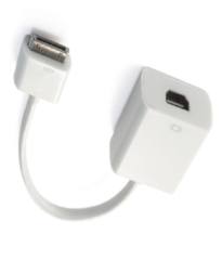 iPhone4 to HDMI Adapter Converter
