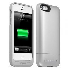 iPhone 5 Case & Battery & Charger