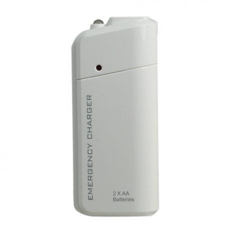 Emergency Charger for iPhone 4 & 3GS /iPod
