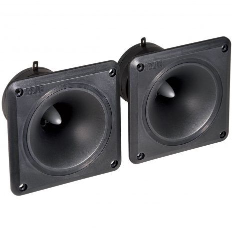 "Pyle PSN1165 4.35"" Piezo Horn Tweeter Pair"