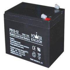 Power Kingdom  Sealed Lead Acid Battery 12V 1.2AH