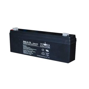 Power Kingdom 12V, 2.3A Sealed Lead Acid Battery - AGM