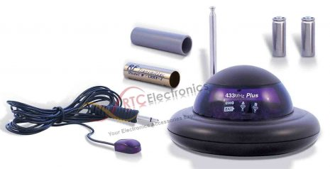 Next Generation 418MHZ Remote Extender Plus