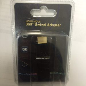 360 HDMI Swivel adapter