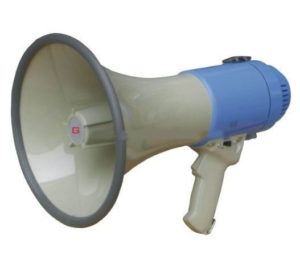 megaphone for sale
