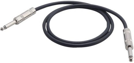 PYLE 1/4'' Male to 1/4'' Male Phono Cable