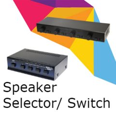 Speaker Selector/Switch