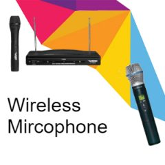 FM Wireless Microphones