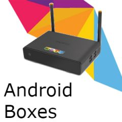 Android Boxes