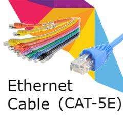 CAT 5e Ethernet patch Cables