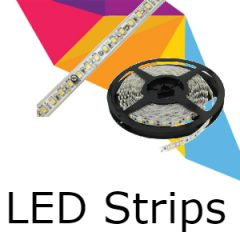 LED Strips and Tube Lights