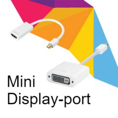Mini-Display Port Adapter