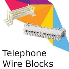 Telephone Wiring Block