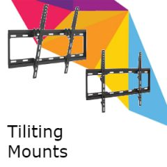 Tilting TV Wall Mounts