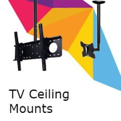TV Ceiling Brackets & Stands