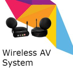 Wireless AV Systems