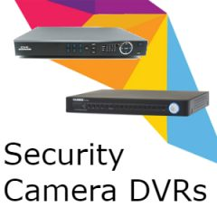 Security Camera DVR's