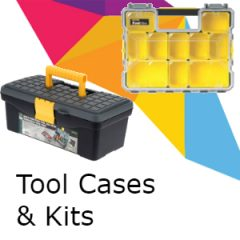 Tool Cases & Kits