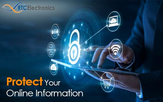 4 Easy Tips to Protect Your Online Information