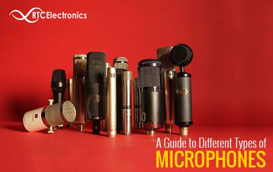 A Guide to Different Types of Microphones