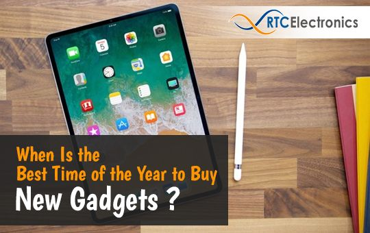 Best Time to Buy New Gadgets