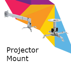 Projector Ceiling & Wall Mounts