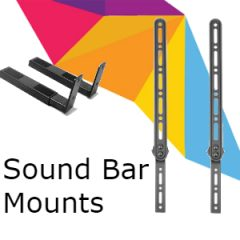 Sound-Bar Mounts
