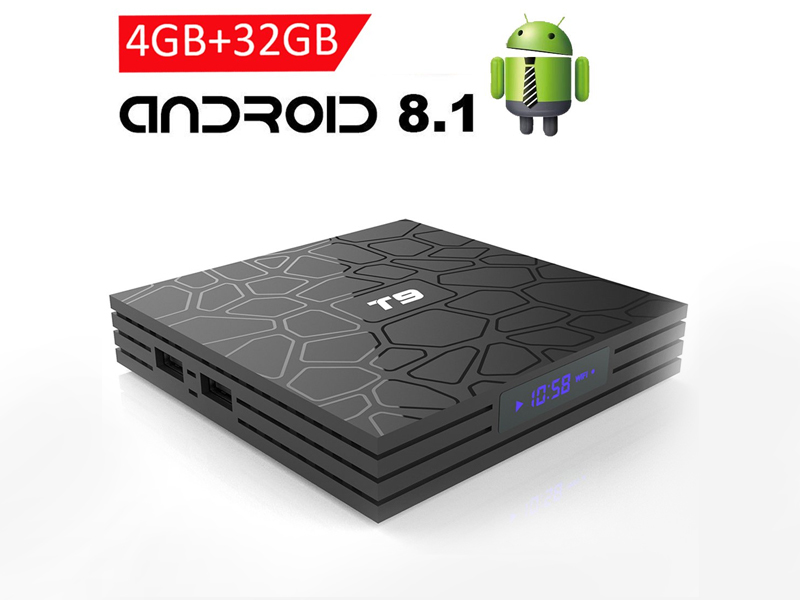 EASYTONE Android 8.1 TV Box